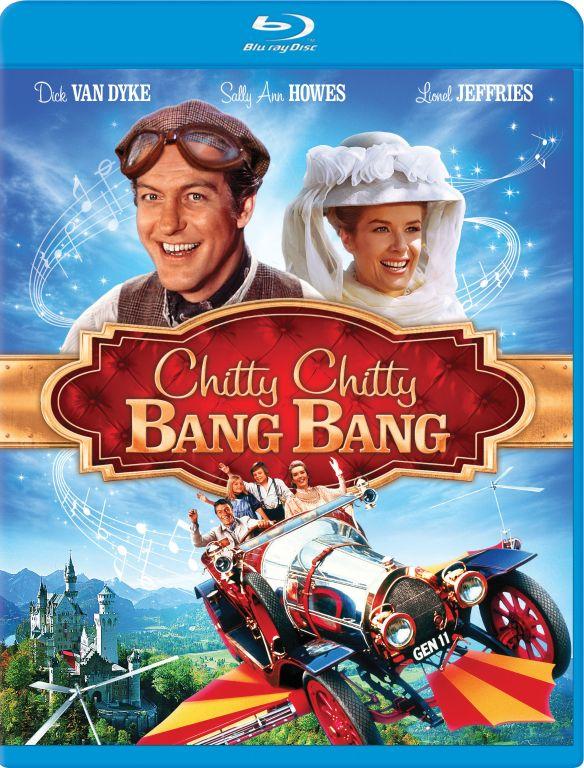 Chitty Chitty Bang Bang [Blu-ray] [1968] 4818062