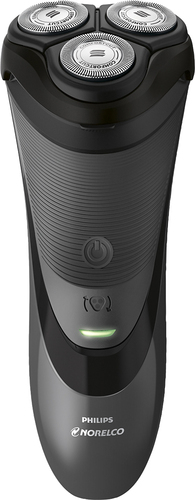 Philips Norelco - 3100 Wet/Dry Electric Shaver - Black 4820109