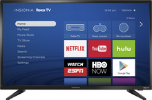 "Insignia™ - 32"" Class - LED - 720p - Smart - Roku TV"
