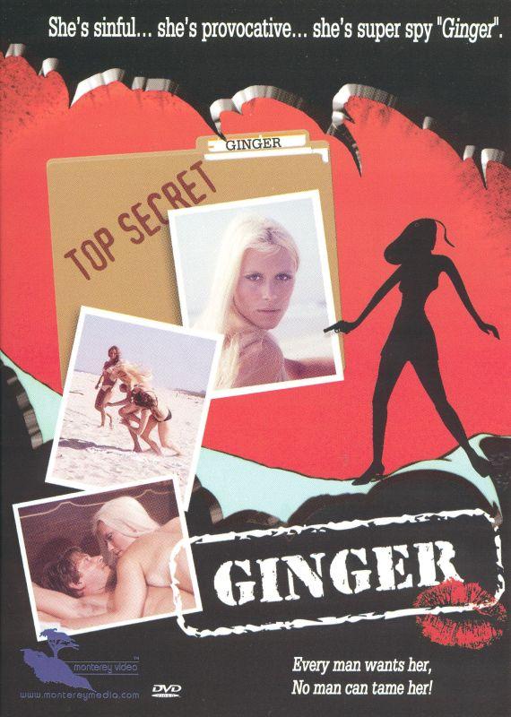 Ginger [DVD] [1971] 4825238