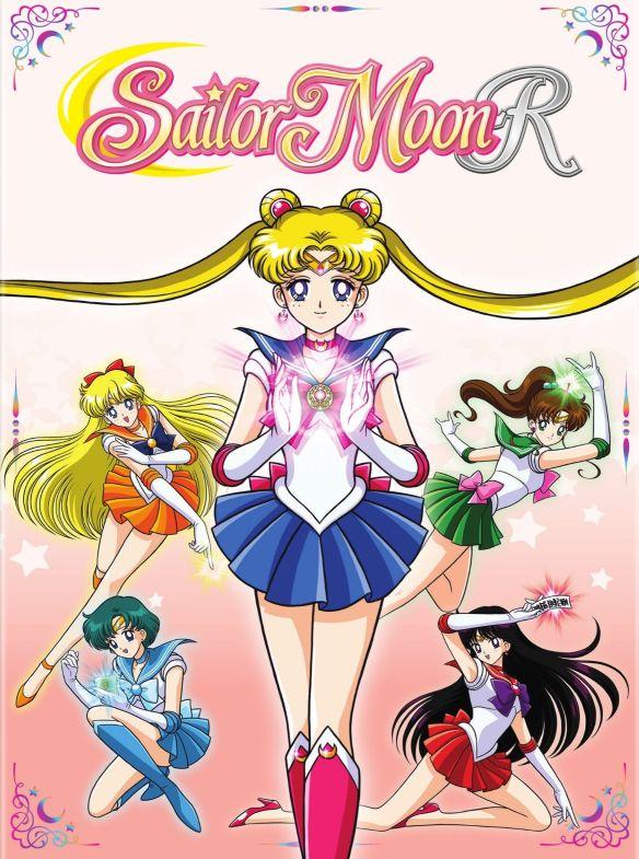 Sailor Moon R: Season 2 - Part 2 [3 Discs] [DVD] 4825600