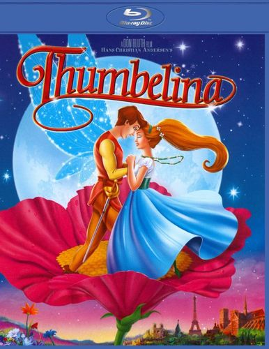 Thumbelina [Blu-ray] [1994] 4826862