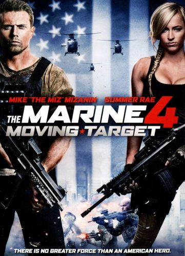 The Marine 4: Moving Target [DVD] [2015] 4828036
