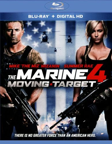 The Marine 4: Moving Target [Blu-ray] [2015] 4829035
