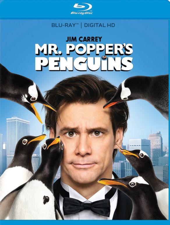 Mr. Popper's Penguins [Blu-ray] [2011] 4829201
