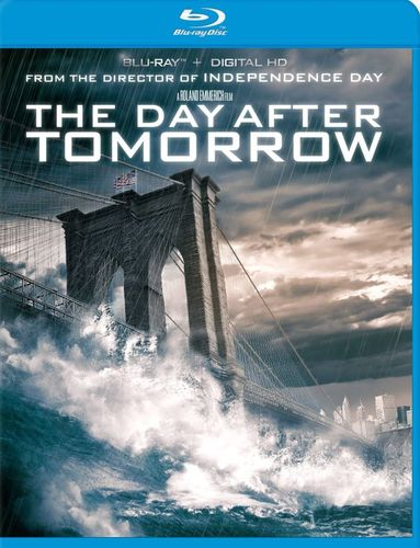 The Day After Tomorrow [Blu-ray] [2004] 4829823