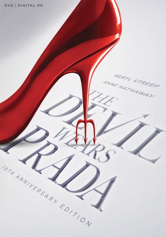 The Devil Wears Prada [10th Anniversary] [DVD] [2006] 4830504