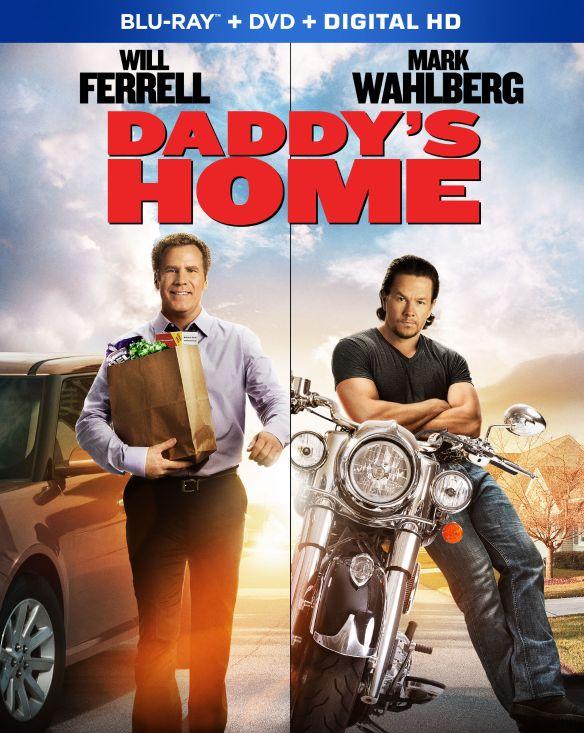 Daddy's Home [Blu-ray/DVD] [2015] 4830702