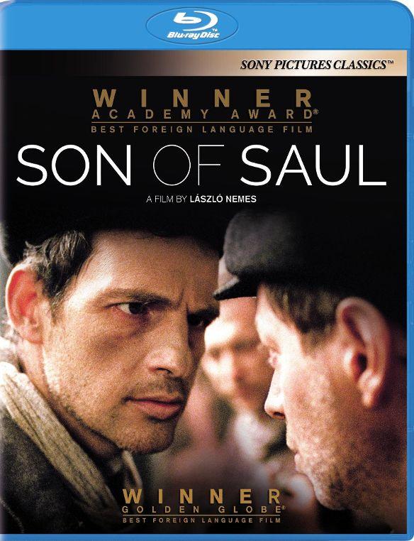 Son of Saul [Includes Digital Copy] [UltraViolet] [Blu-ray] [2015] 4831101