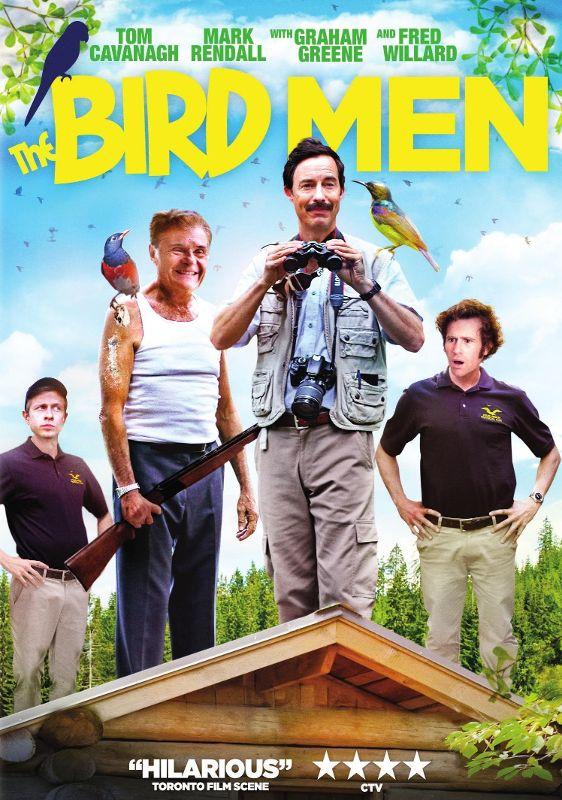 The Bird Men [DVD] [2013]