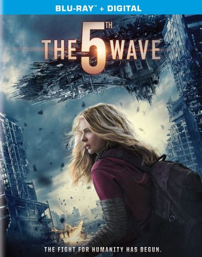 The 5th Wave [Blu-ray] [2016] 4831111