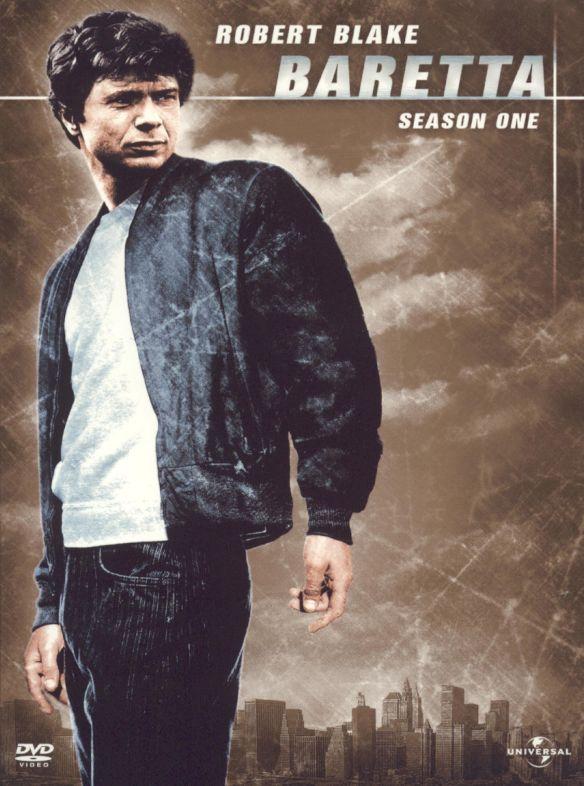 Baretta: Season 1 [3 Discs] [DVD] 4832284