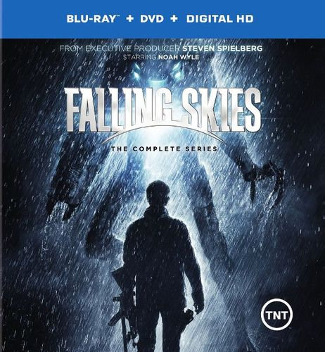 Falling Skies: The Complete Series Box Set [Blu-ray] [10 Discs] 4832700