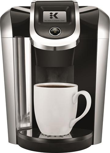 Keurig - K425 Single-Serve K-Cup Pod Coffee Maker - Sandy Pearl 4836101