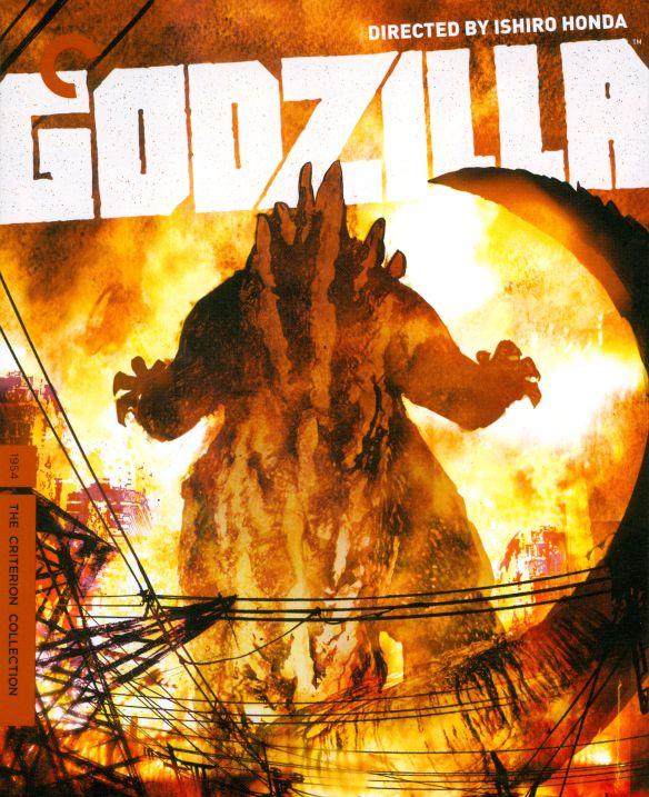 Godzilla [Criterion Collection] [Blu-ray] [1954] 4840743