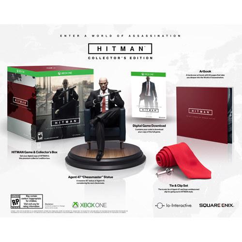 Hitman: Collector's Edition - Xbox One