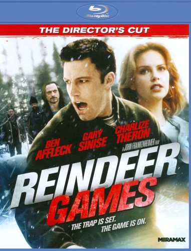 Reindeer Games [Director's Cut] [Blu-ray] [2000] 4843525