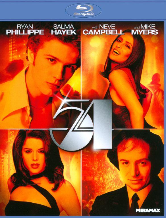 54 [Blu-ray] [1998] 4843534