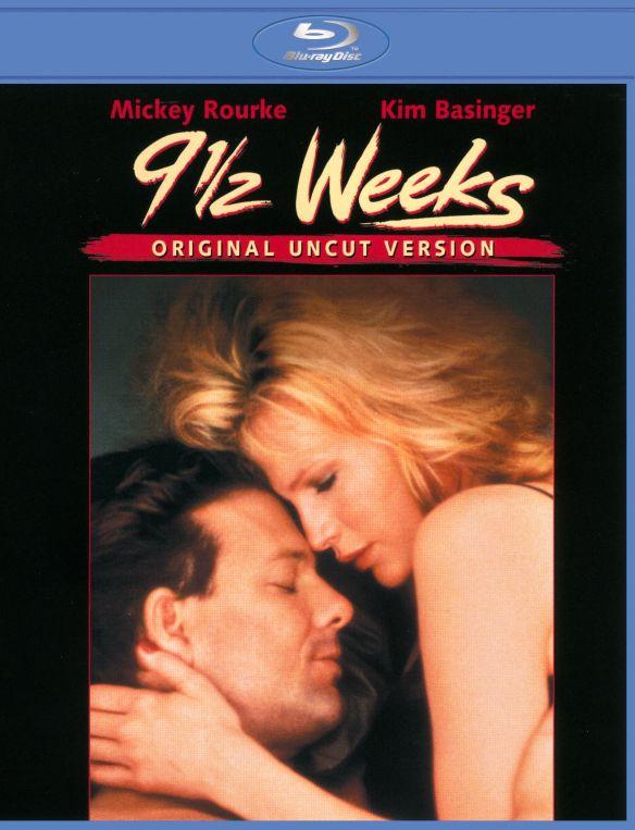 9 1/2 Weeks [Uncut] [Blu-ray] [1986] 4843695