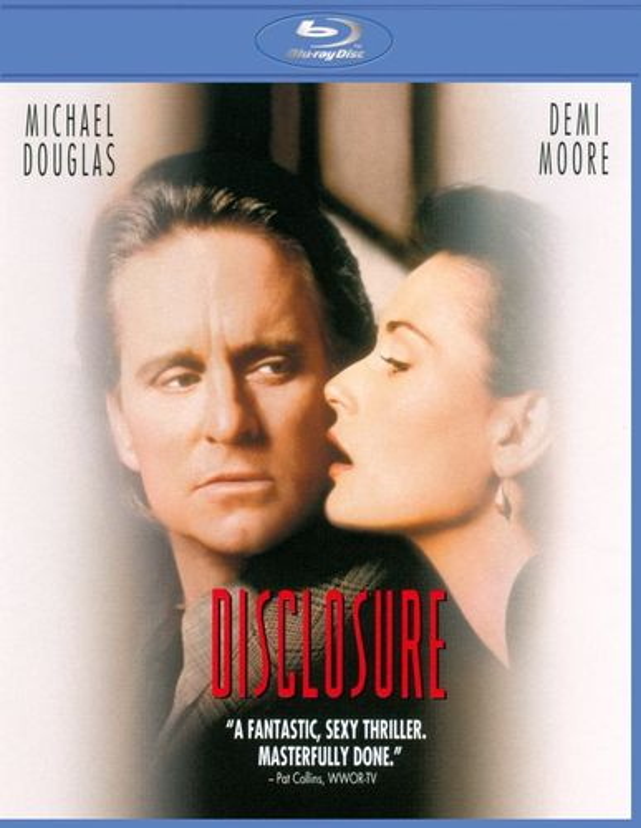 Disclosure [Blu-ray] [1994] 4843759