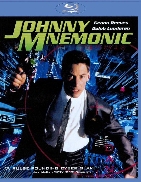 Johnny Mnemonic [Blu-ray] [1995] 4843868