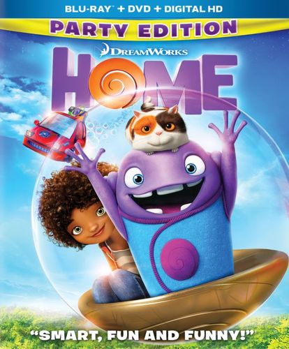 Home [Includes Digital Copy] [Blu-ray/DVD] [Party Edition] [2015] 4846011