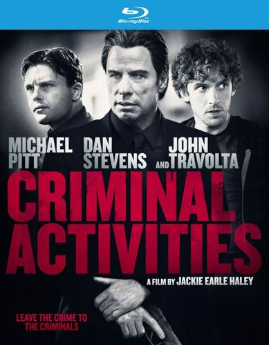 Criminal Activities [Blu-ray] [2015] 4850802