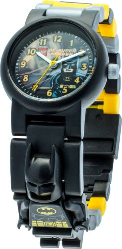 LEGO - DC Comics™ Super Heroes Analog Wristwatch - Styles May Vary