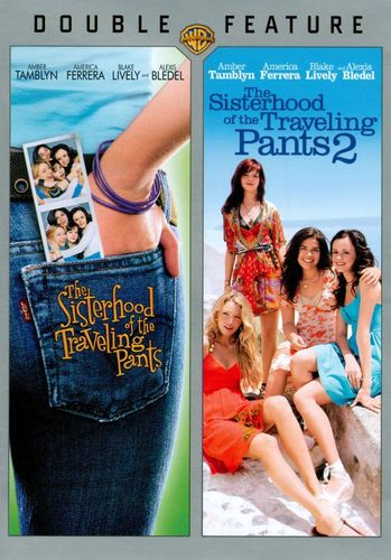 Sisterhood of the Traveling Pants/Sisterhood of the Traveling Pants 2 [DVD] 4852684