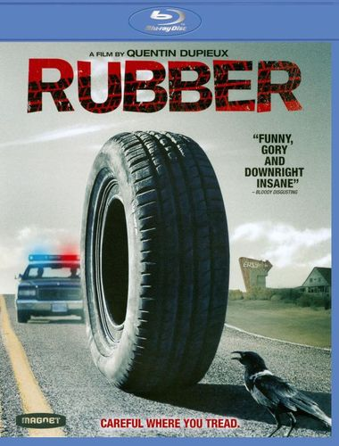 Rubber [Blu-ray] [2010] 4853647
