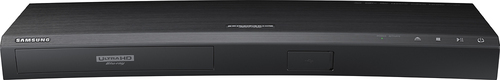 Samsung - UBD-K8500 4K Ultra HD Wi-Fi Built-In Blu-ray Player - Black UBD-K8500