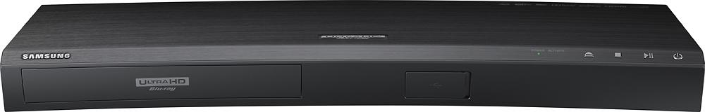 Samsung - UBD-K8500 4K Ultra HD Wi-Fi Built-In Blu-ray Player - Black