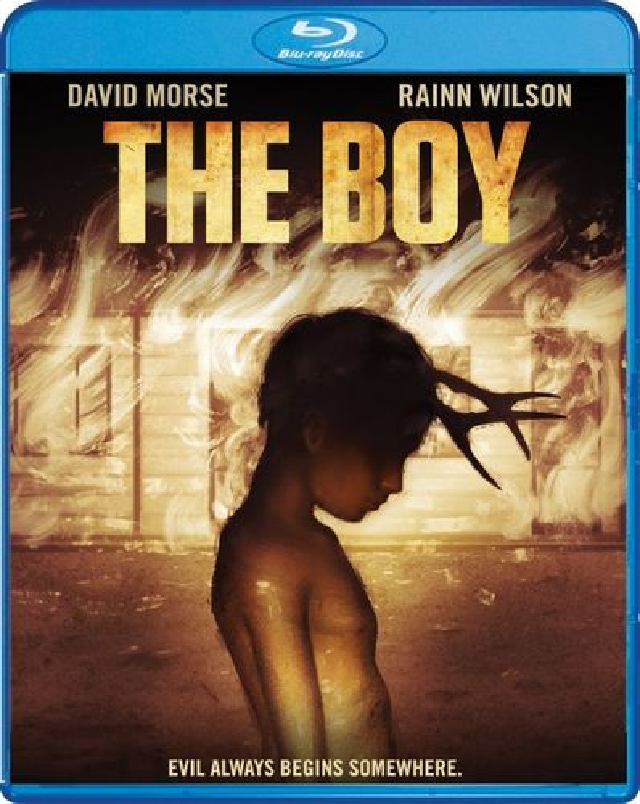 The Boy [Blu-ray] [2015] 4854301