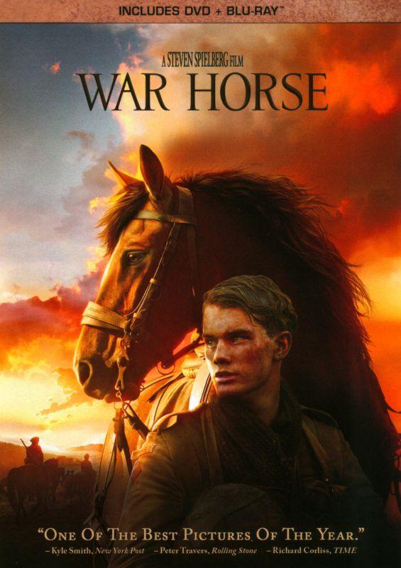 War Horse [2 Discs] [DVD/Blu-ray] [Blu-ray/DVD] [2011] 4855202