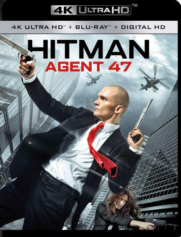 Hitman: Agent 47 [4K Ultra HD Blu-ray/Blu-ray] [Includes Digital Copy] [2015] 4856510