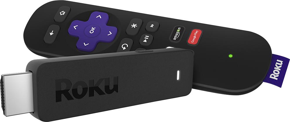Roku - Streaming Stick (2016 Model) - Black