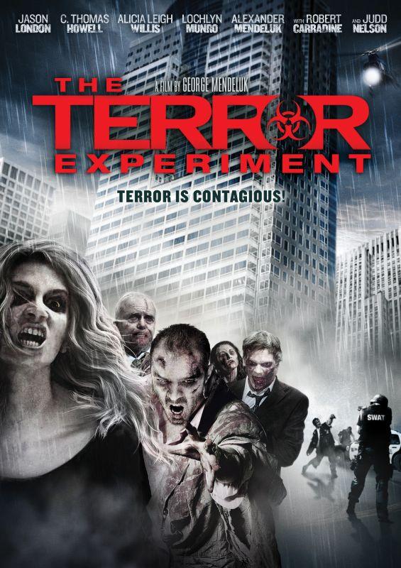 The Terror Experiment [DVD] [2010] 4861791