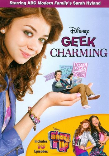 Geek Charming/Shake It Up [2 Discs] [With Best Friend Charm Set] [DVD] 4861864