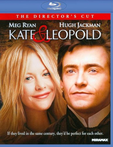 Kate and Leopold [Blu-ray] [2001] 4861964