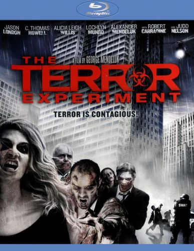 The Terror Experiment [Blu-ray] [2010] 4862178