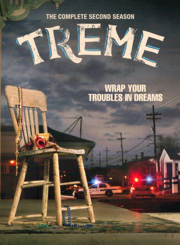Treme: The Complete Second Season [4 Discs] [DVD] 4863699