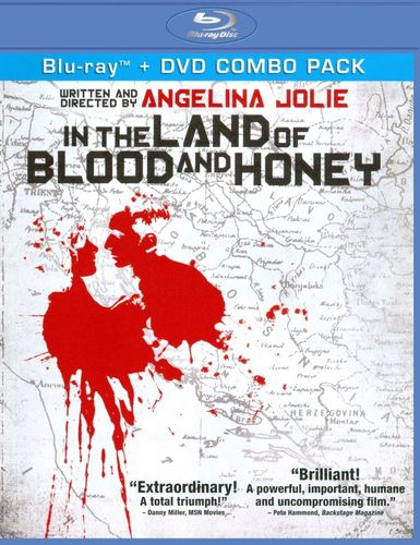 In the Land of Blood and Honey [Blu-ray] [2011] 4868418