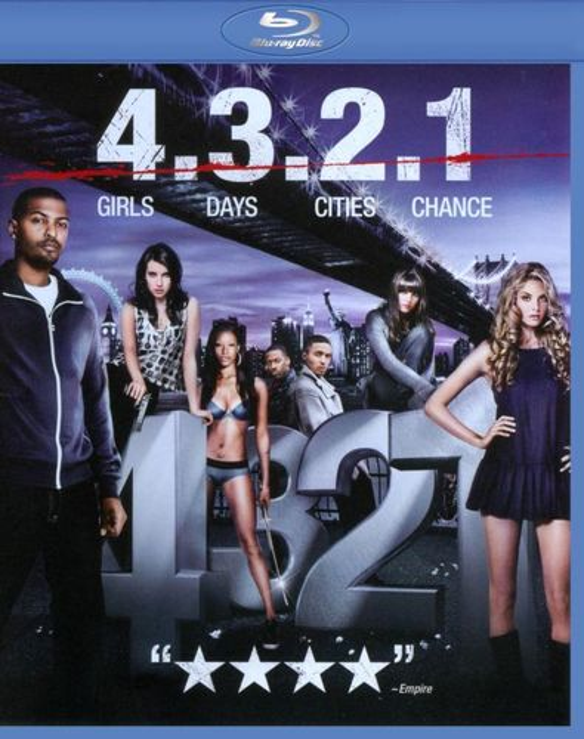 4.3.2.1 [Blu-ray] [2010] 4868649