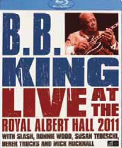 Live at the Royal Albert Hall 2011 [Blu Ray] [Blu-Ray Disc] 4870064