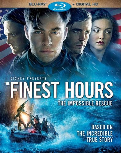 The Finest Hours [Blu-ray] [2016] 4871901