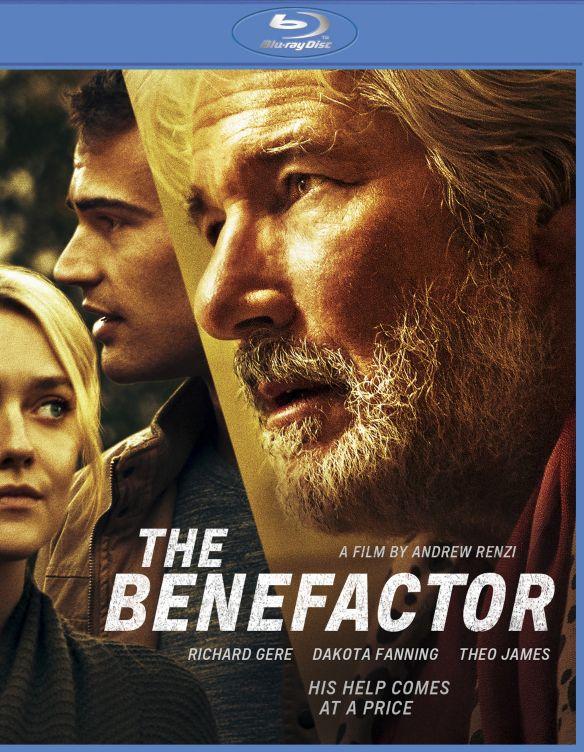 The Benefactor [Blu-ray] [2015] 4876901