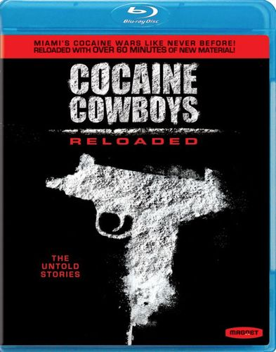 Cocaine Cowboys: Reloaded [Blu-ray] [2013] 4876907