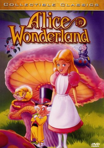 Alice in Wonderland [DVD] [1996] 4877477