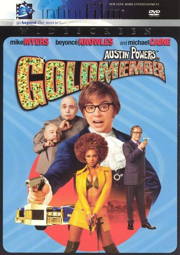 Austin Powers in Goldmember [WS] [DVD] [2002] 4878797