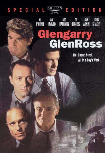 Glengarry Glen Ross [10 Year Anniversary Special Edition] [2 Discs] [DVD] [1992] 4878813